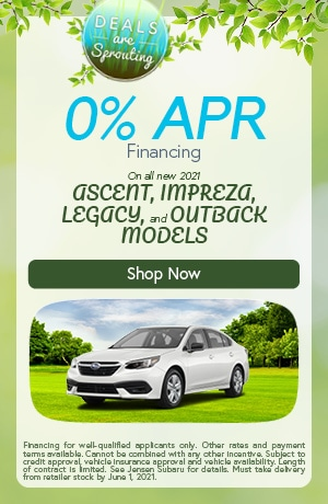 0% APR Financing- May Offer
