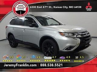 New 2018 Mitsubishi Outlander LE CUV Kansas City