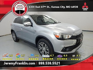 New 2017 Mitsubishi Outlander Sport 2.0 ES CUV Kansas City