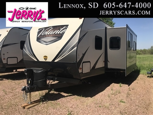 2019 Crossroads Volante 28BH Bunk House RV-Travel Trailer