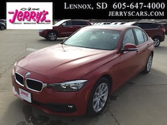 2016 BMW 320i X DRIVE ALL WHEEL DRIVE LEATHER SUNROOF Sedan