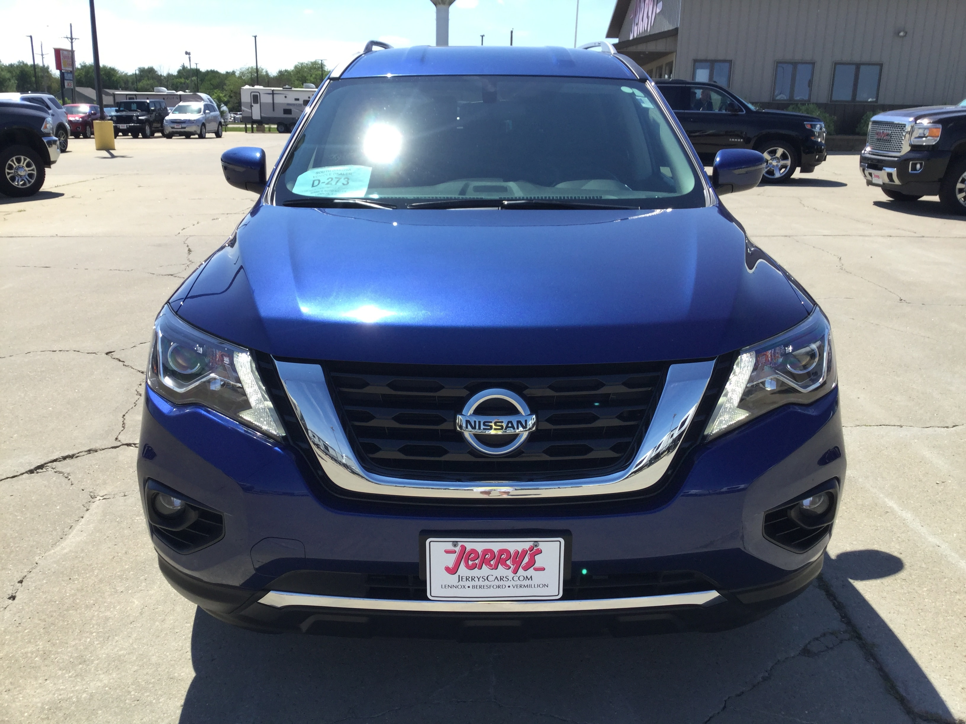 Used 2019 Nissan Pathfinder For Sale at Jerry's Auto Group | VIN