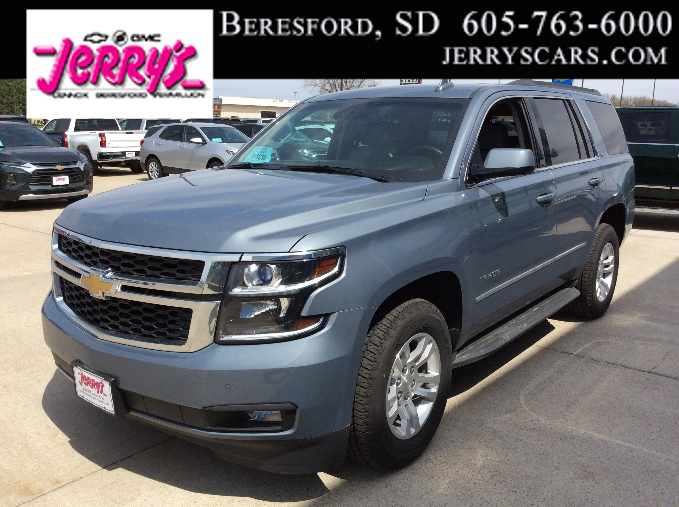 Used 2016 Chevrolet Tahoe For Sale at Jerry's Auto Group