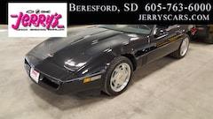 1989 Chevrolet Corvette Base Convertible