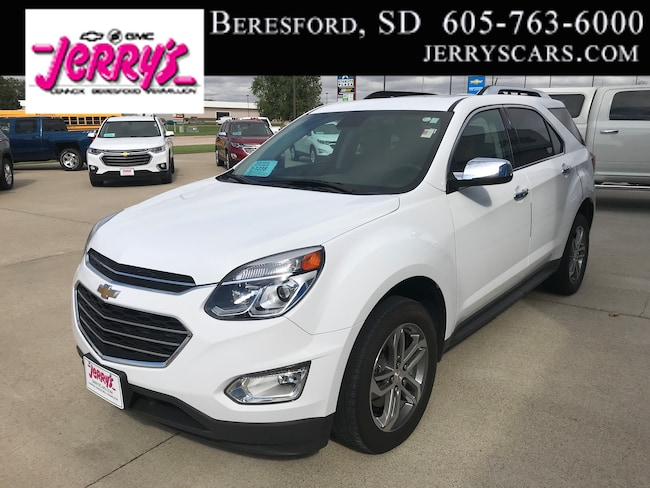 2016 Chevrolet Equinox LTZ ALL WHEEL DRIVE V-6 POWER LOCAL TRADE SUV
