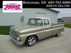 1963 Chevrolet C10 Shortbox Truck Standard Cab