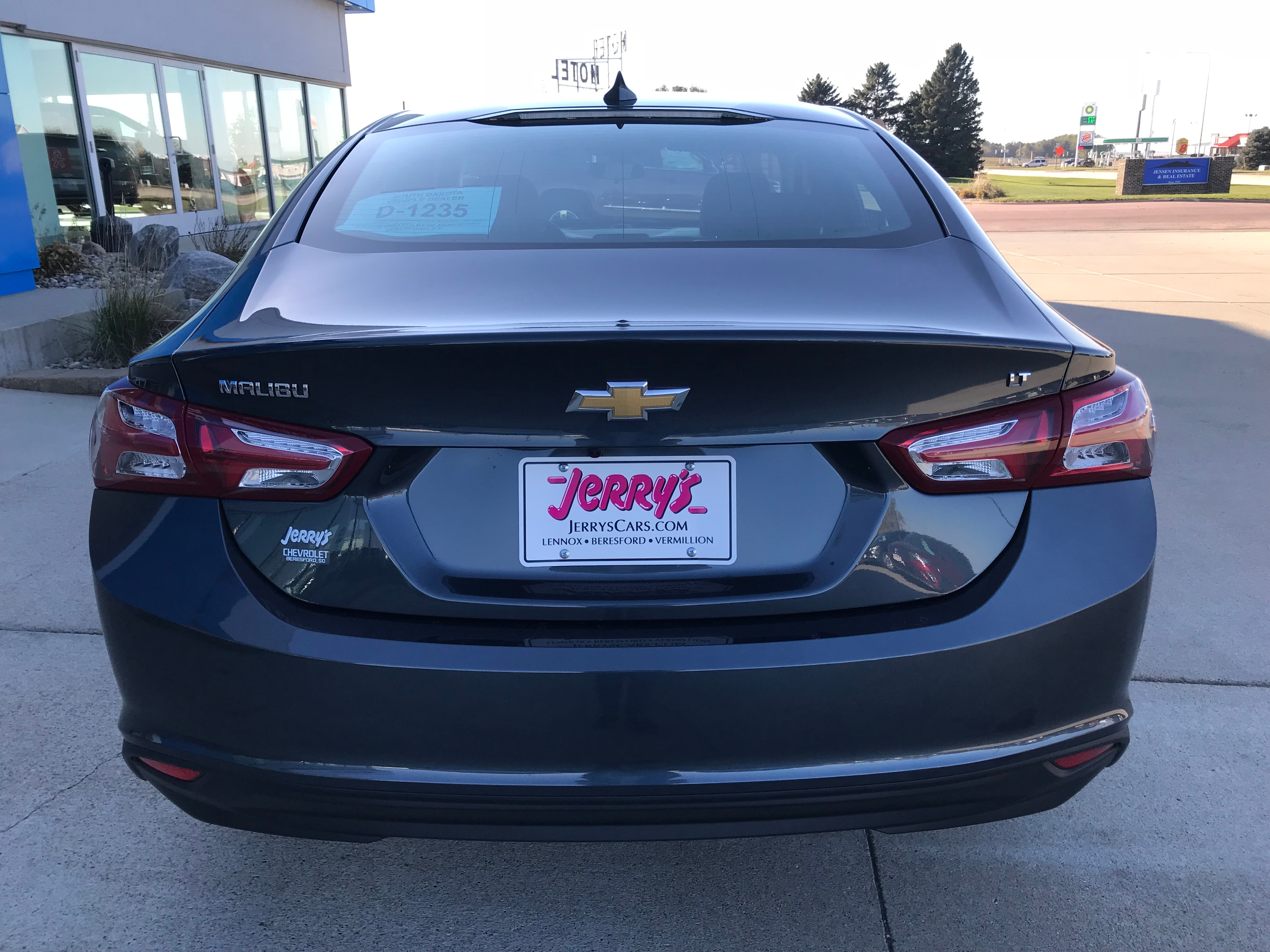 New 2019 Chevrolet Malibu For Sale at Jerry's Auto Group | VIN