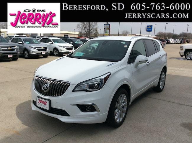 2018 Buick Envision HEATED & COOLED SEATS, EXTREMELY QUIET SUV