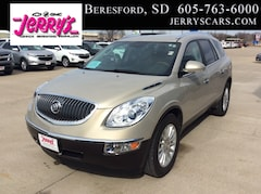 2012 Buick Enclave LEATHER HEATED SEATS QUADS AWD SUV