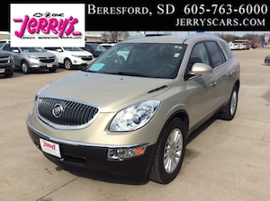 2012 Buick Enclave LEATHER HEATED SEATS QUADS AWD