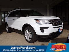 New 2019 Ford Explorer Base SUV 1FM5K7B82KGA45040 near Washington DC