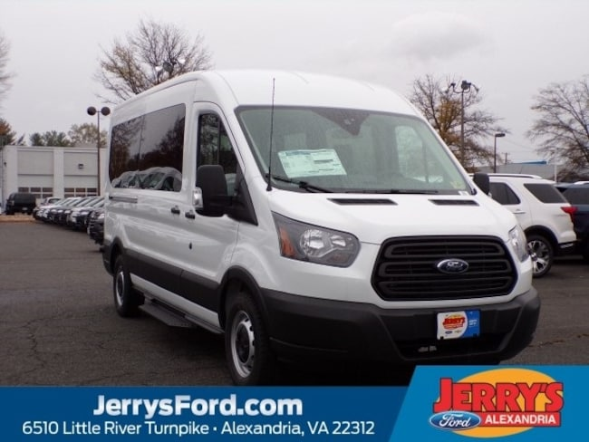 2019 Ford Transit-350 XL Passenger Wagon Commercial-truck