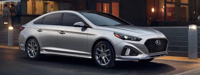 New 2019 Hyundai Sonata | Weatherford, TX | Jerry's Hyundai