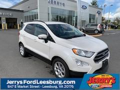 Used 2018 Ford EcoSport SE SUV MAJ3P1TE5JC189384 near Washington DC