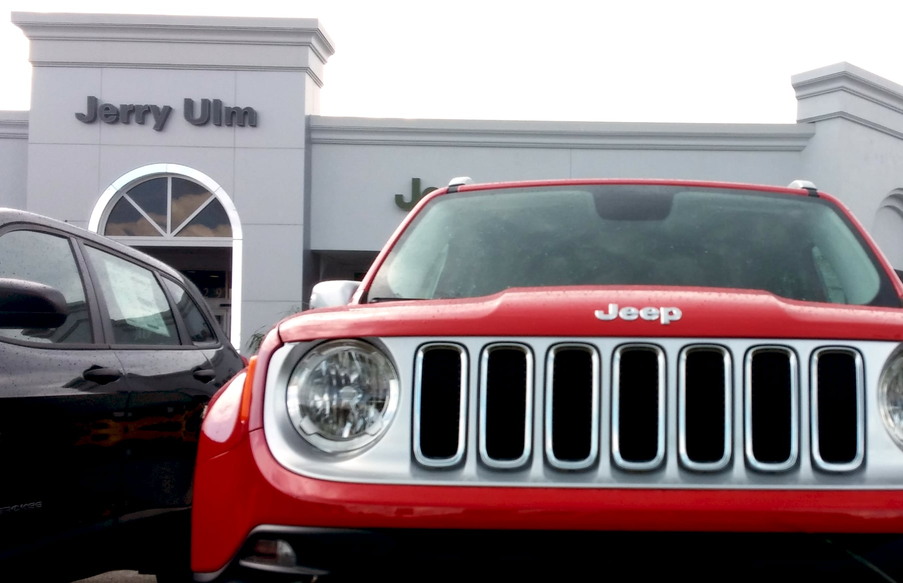 Dodge Dealership El Paso >> Jerry Ulm Dodge Collision Center | 2018 Dodge Reviews