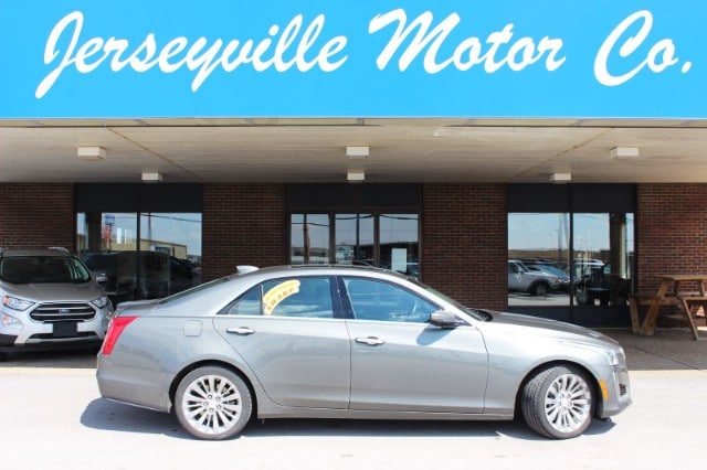 2017 Cadillac CTS 2.0 Turbo Luxury Sedan