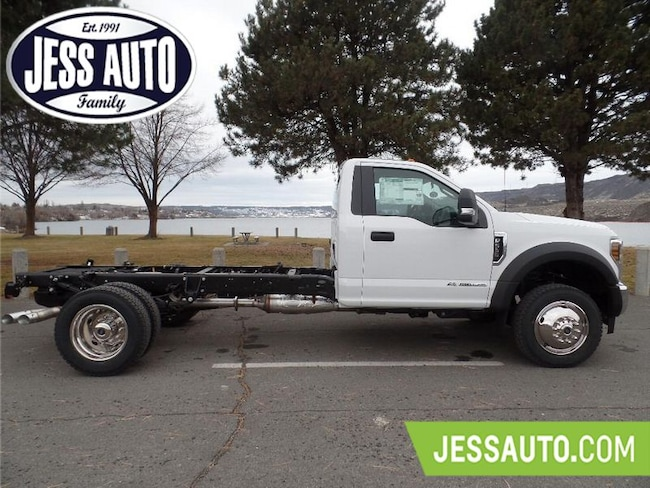 Ford F550 For Sale >> New 2019 Ford F550 For Sale At Jess Ford Of Pullman Vin