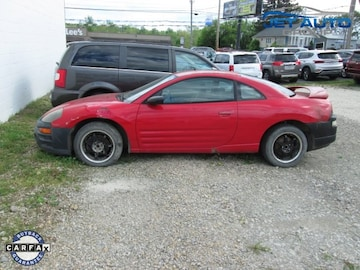 2002 Mitsubishi Eclipse Coupe