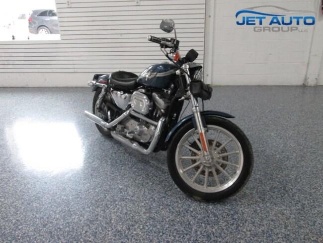 2003 Harley-Davidson Sportster Motorcycle