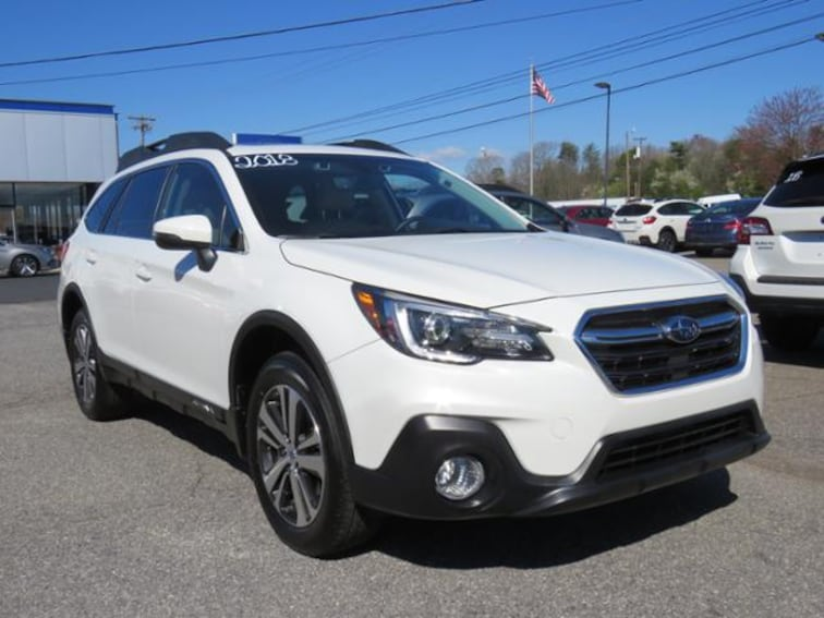 Used 2018 Subaru Outback 3.6R Limited SUV 4S4BSENC9J3236841 in Hickory, NC