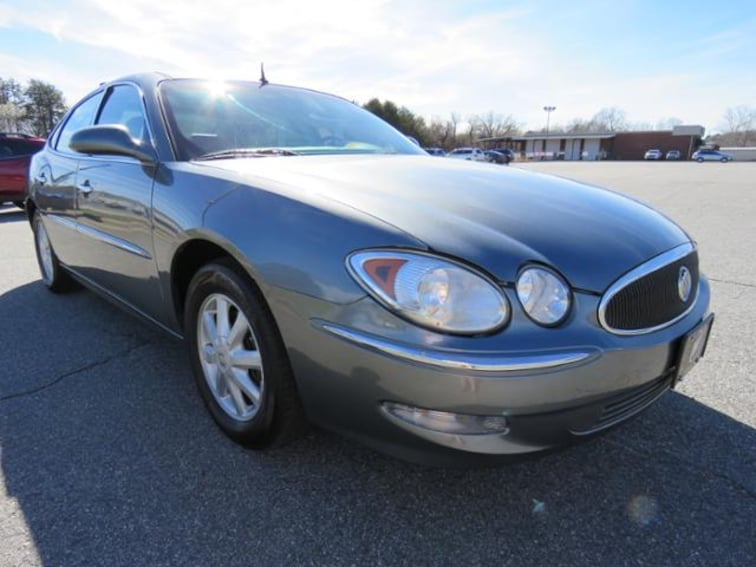 Used 2005 Buick Lacrosse Cxl For Sale In Hickory Nc Near