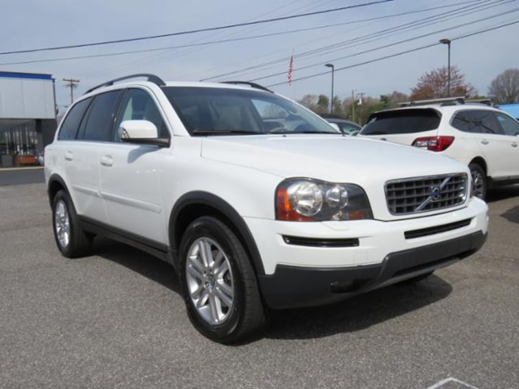Used 2009 Volvo XC90 AWD  I6 w/Sunroof YV4CM982591520744 in Hickory, NC