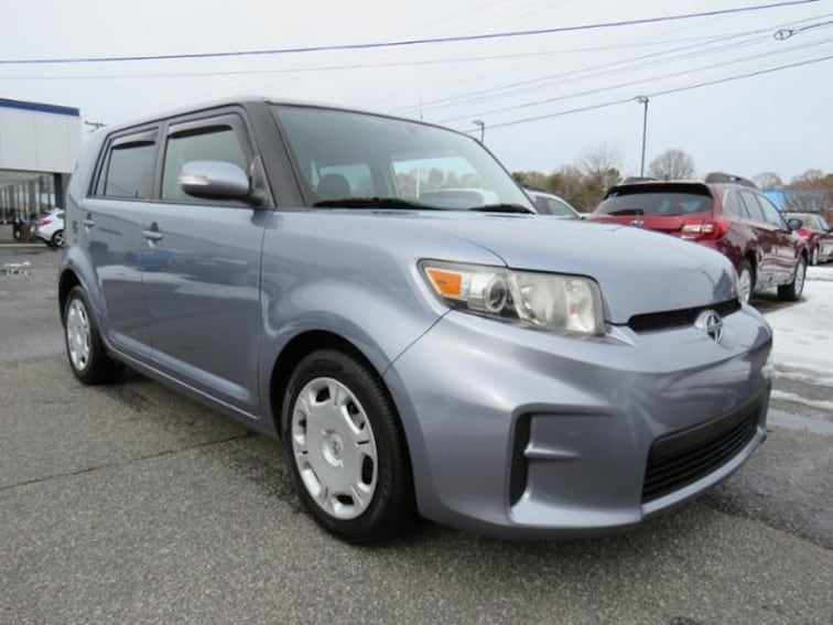 Used 2011 Scion Xb Auto For Sale In Hickory Nc Near Charlotte Nc