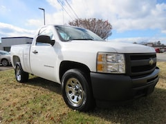 Bargain Used 2010 Chevrolet Silverado 1500 2WD Reg Cab 133.0 Work Truck 1GCPCPE06AZ276235 under $10,000 for Sale in Hickory, NC