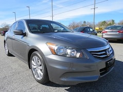 Bargain Used 2012 Honda Accord Sdn I4 Auto EX 1HGCP2F79CA011197 under $10,000 for Sale in Hickory, NC
