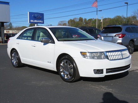 Used 2007 Lincoln MKZ FWD Sedan 3LNHM26T77R656707 Hickory, NC