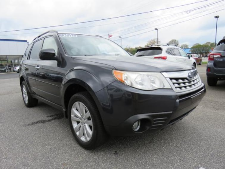 Used 2012 Subaru Forester Auto 2.5X Limited SUV JF2SHAEC8CH454126 in Hickory, NC