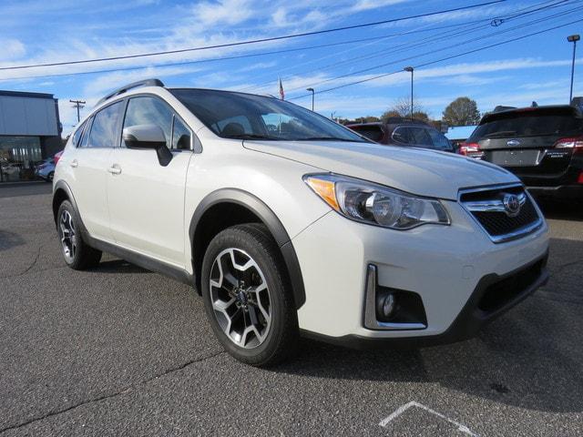 Used 2017 Subaru Crosstrek 2.0i Limited CVT SUV JF2GPAKC1H8200634 Hickory, NC