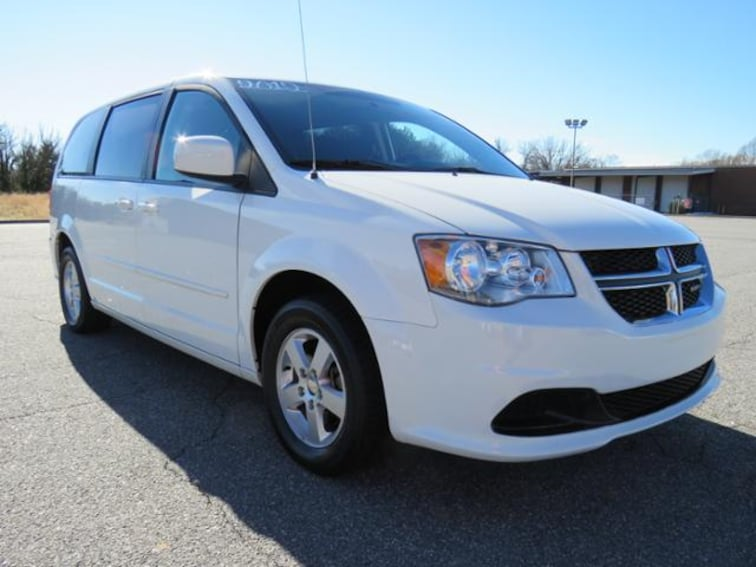 Used 2012 Dodge Grand Caravan Sxt For Sale In Hickory Nc Near