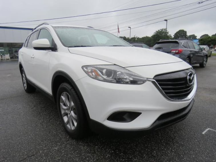 used 2015 mazda cx-9 fwd touring for sale in hickory, nc | near