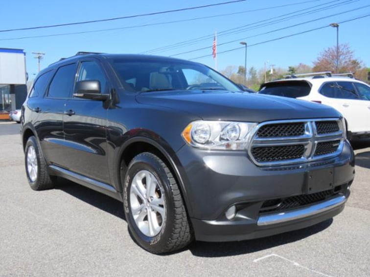 Used 2011 Dodge Durango AWD  Crew SUV 1D4RE4GG1BC630598 in Hickory, NC