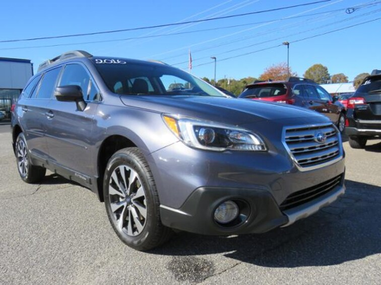 Used 2016 Subaru Outback 2.5i Limited Wagon 4S4BSBJC0G3256649 in Hickory, NC