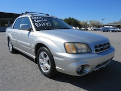 2003 Subaru Baja Manual SUV 4S4BT61C836103367