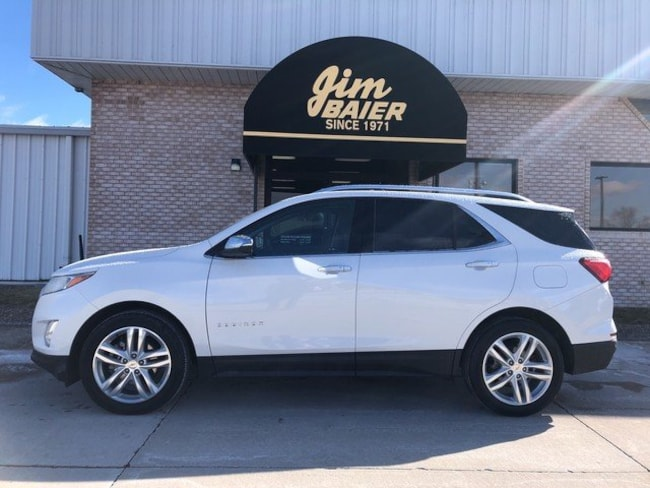 2018 Chevrolet Equinox Premier w/2LZ SUV