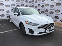 New 2019 Ford Fusion Hybrid SE Sedan 3FA6P0LUXKR148220 in San Angelo. TX