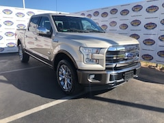 Used 2017 Ford F-150 King Ranch Truck 1FTEW1EG2HFB52161 in San Angelo, TX