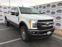 New 2019 Ford F-350 King Ranch Truck Crew Cab 1FT8W3BT6KED26918 in San Angelo. TX