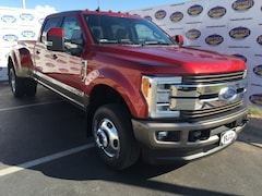 New 2019 Ford F-350 King Ranch Truck Crew Cab 1FT8W3DT8KEF01411 in San Angelo. TX