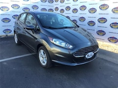 New 2019 Ford Fiesta SE Hatchback 3FADP4EJ3KM115929 in San Angelo. TX