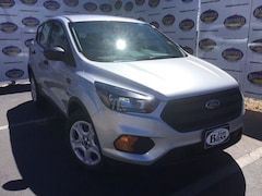 New 2019 Ford Escape S SUV in San Angelo. TX