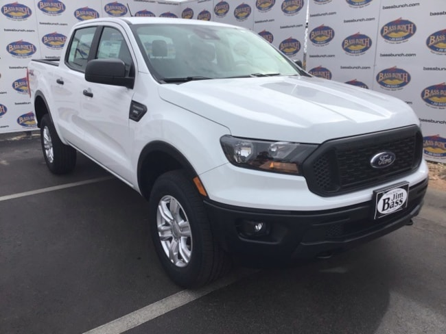 New 2019 Ford Ranger XL Truck SuperCrew in San Angelo. TX