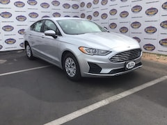 New 2019 Ford Fusion S Sedan 3FA6P0G77KR171426 in San Angelo. TX