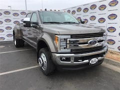 New 2019 Ford F-450 King Ranch 4x4  Crew Cab 8 ft. box 176 in. WB DRW Truck Crew Cab 1FT8W4DT0KED47041 in San Angelo. TX