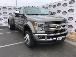 2019 Ford F-450 King Ranch 4x4  Crew Cab 8 ft. box 176 in. WB DRW Truck Crew Cab