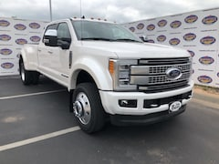 New 2019 Ford F-450 Platinum Truck Crew Cab 1FT8W4DT0KED52188 in San Angelo. TX