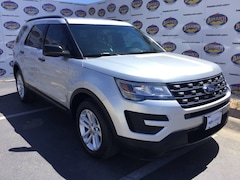 Used 2016 Ford Explorer Base SUV 1FM5K7B82GGA12627 in San Angelo, TX